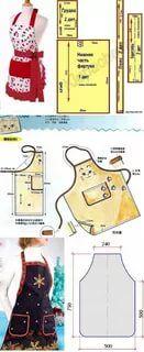 мужской фартук рабочий выкройка: 10 тыс изображений найдено в Яндекс.Картинках Vintage Apron, Easy Crafts, Birds, Couture, Sewing, Projects, Scrappy Quilts, Apron, Log Projects