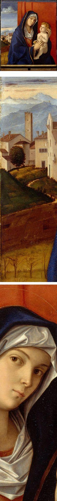 Madonna and Child, Giovanni Bellini