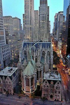 Catedral St. Patrick's, Nueva York