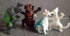 Random cheap animals & creatures.