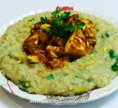 Lemon Coriander Khichdi - Cooking Simplified by Rajiv Jindal Coriander, Mashed Potatoes, Lemon, Eat, Cooking, Ethnic Recipes, Food, Whipped Potatoes, Kitchen