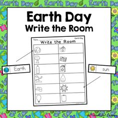 Tons Of Free Earth Day Bible Printables For Lessons In border=
