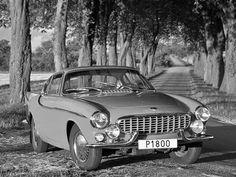 Volvo P1800 Jensen (1961)