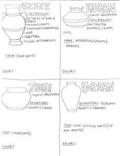 pinch pot vase worksheet google search clay pinch pot vases pinterest ceramics coil. Black Bedroom Furniture Sets. Home Design Ideas