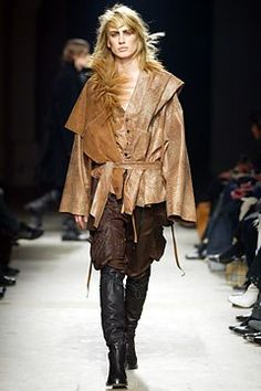 Ann Demeulemeester Fall 2002 Ready-to-Wear Collection Photos - Vogue