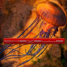 Ideas for a Chevelle album on Behance