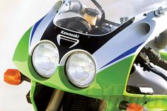 Superbikes-with-Soul_1991 Kawasaki ZXR 750