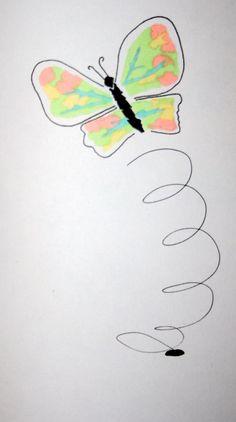 * Butterfly dreaming Pen 2014  *Sonho de Borboleta Caneta 2014
