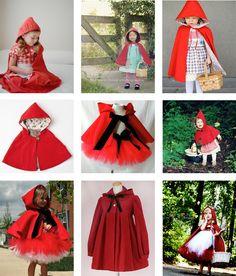 / Le petit chaperon rouge!