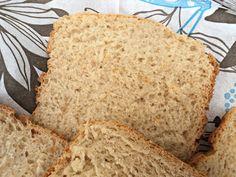 Pan de Centeno y Yogur en Panificadora - unidad