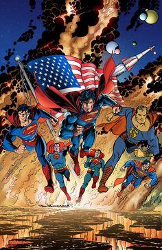 Superman New 52 Comic | ... Superman Artist Jon Bogdanove: Superman Classic vs. New 52 Superman 0