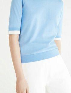 #Basic #Streetwear #Blue