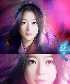 Faith ♥ Kim Hee Sun as Yoo Eun Soo,