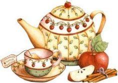 imagenes para decoupage cocina para imprimir gratis - Buscar con Google