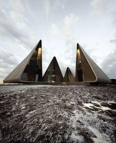 Architecture  Modern design : Architecture and space