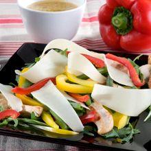 Salades : Les grands classiques au goût du jour avec l'Etorki