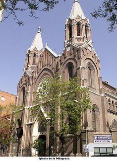 Iglesia de Milagrosa de MADRID