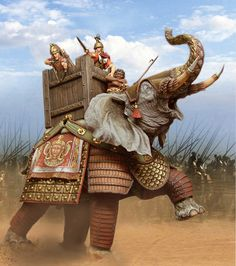 Боевой слон. Египет эпохи Птолемеев, III век до н.э. РВ100, М1:30. War Elephant, Punic Wars, Roman Legion, Carthage, Alexander The Great, Animal Sculptures, Macedonia, Ancient History, Egypt