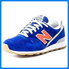1a86bf4cae47c New Balance WR 996 LD Redwood Womens Suede Trainers Blue - 35 EU: Amazon.de:  Schuhe & Handtaschen