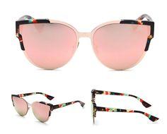 High-Quality Italian Designed Cat Eye Sunglasses. Sunglass Frames db93432edac