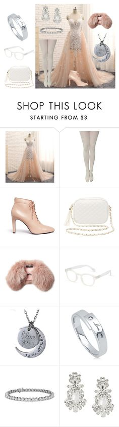 """""""Geen titel #210"""" by liese-aerbeydt on Polyvore featuring mode, Opening Ceremony, Charlotte Russe, Steffen Schraut, See Concept, BERRICLE, Blue Nile en Dolce&Gabbana"""
