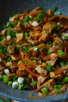 Lunches And Dinners, Meals, Kitchen Recipes, Kung Pao Chicken, Wok, Meal Prep, Food And Drink, Chinese, Per Diem