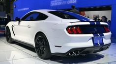 BBC - Autos - The top 10 debuts at the 2014 Los Angeles auto show - Ford Shelby GT350 Mustang