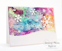 Harvest Moon Papiere: Advent Calendar Extravaganza with Taheerah Atchia! @lawnfawn