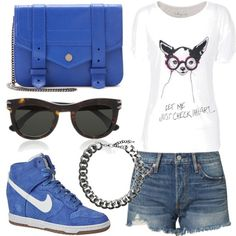 Blue Shoes - StylesYouLove.de