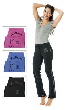 Ovation Equestrian Lounge pants