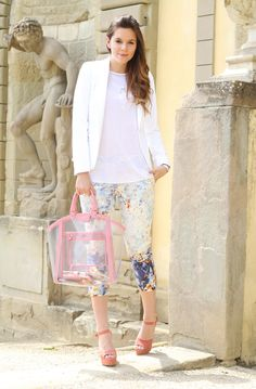Irene's Closet - Fashion blogger: Outfit of the day: photoshoot at the Medicean villa