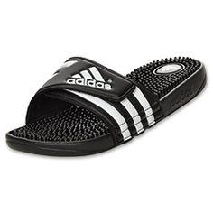 adidas Adissage Women's Sandals for my #FinishLine #SwagBag