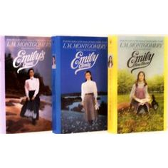 Emily of New Moon/Emily Climbs/Emily's Quest by L.M. Montgomery