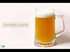 ▶ Birra di Kefir - Raw Fruitarian - YouTube
