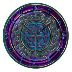 Purple celtic.