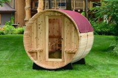 Barrel Sauna Rain Jacket - Almost Heaven Saunas Sauna Accessories, Barrel Sauna, Singapore, Rain Jacket, Shed, Heaven, Outdoor Structures, Saunas, Sky