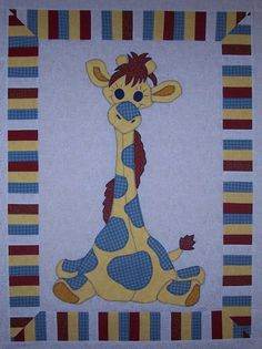 Laugh Giraffe! I love this guy.  Too cute!