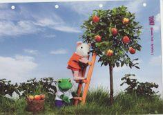 In de boomgaard! Fruit, Painting, Painting Art, Paintings