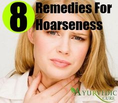 8 Herbal Remedies For Treating Hoarseness
