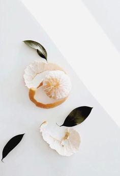 Imagen de fruit, mandarin, and minimal