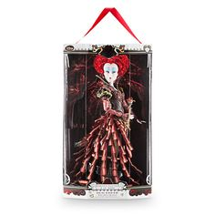 Iracebeth The Red Queen Limited Edition Doll - Alice Through the Looking Glass - 17''