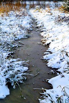 Tervetuloa talvi