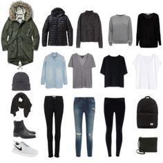 Japan Winter Packing