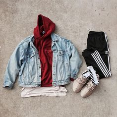 Trendy fashion mens casual urban streetwear outfit grid Ideas - All About Style Streetwear, Streetwear Fashion, Streetwear Clothing, Apparel Clothing, Streetwear Summer, Streetwear Shoes, Clothing Haul, Trendy Clothing, Streetwear Brands