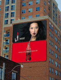 25 Genius and Innovative BillBoards #billboards #creativity #advertisement #marketing #innovation #amazing #art