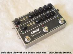 Ethos Overdrive Pedal