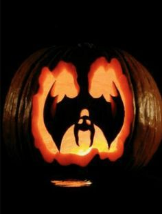 Halloween Party Ideas 14 Amazing And Fun Animal Pumpkin Carving Ideas To Inspire You Halloween Pumpkin Stencils, Halloween Pumpkin Carving Stencils, Halloween Pumpkin Designs, Scary Halloween Pumpkins, Pumkin Carving, Amazing Pumpkin Carving, Spooky Pumpkin, Pumpkin Ideas, Starwars Pumpkin Carving
