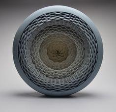 Matthew sculpte la céramique comme personne en donnant vie à des oeuvres d'art hypnotisantes | Daily Geek Show