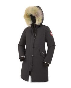 $Canada Goose Girls' Brittania Parka - Sizes XS-XL - Bloomingdale's