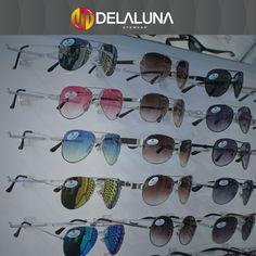 Temos vários modelos de óculos de sol aqui, e você vai se apaixonar por cada um deles. Venha e confira!
